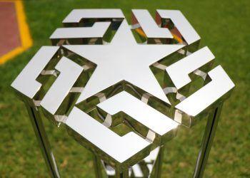 El trofeo de la Liga 1 y el único al que apunta algún equipo peruano de primera | Foto: Liga 1