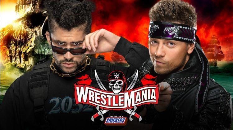 WWE en Español anuncia que Bad Bunny se suma a Wrestlemania 37